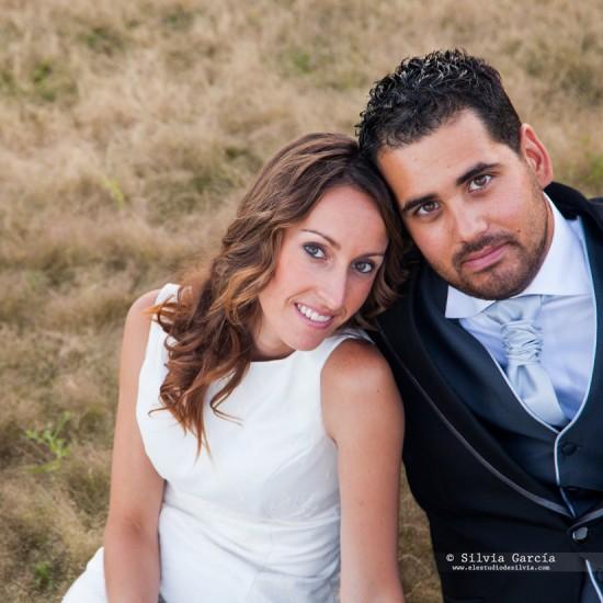 boda de Natacha y José Manuel