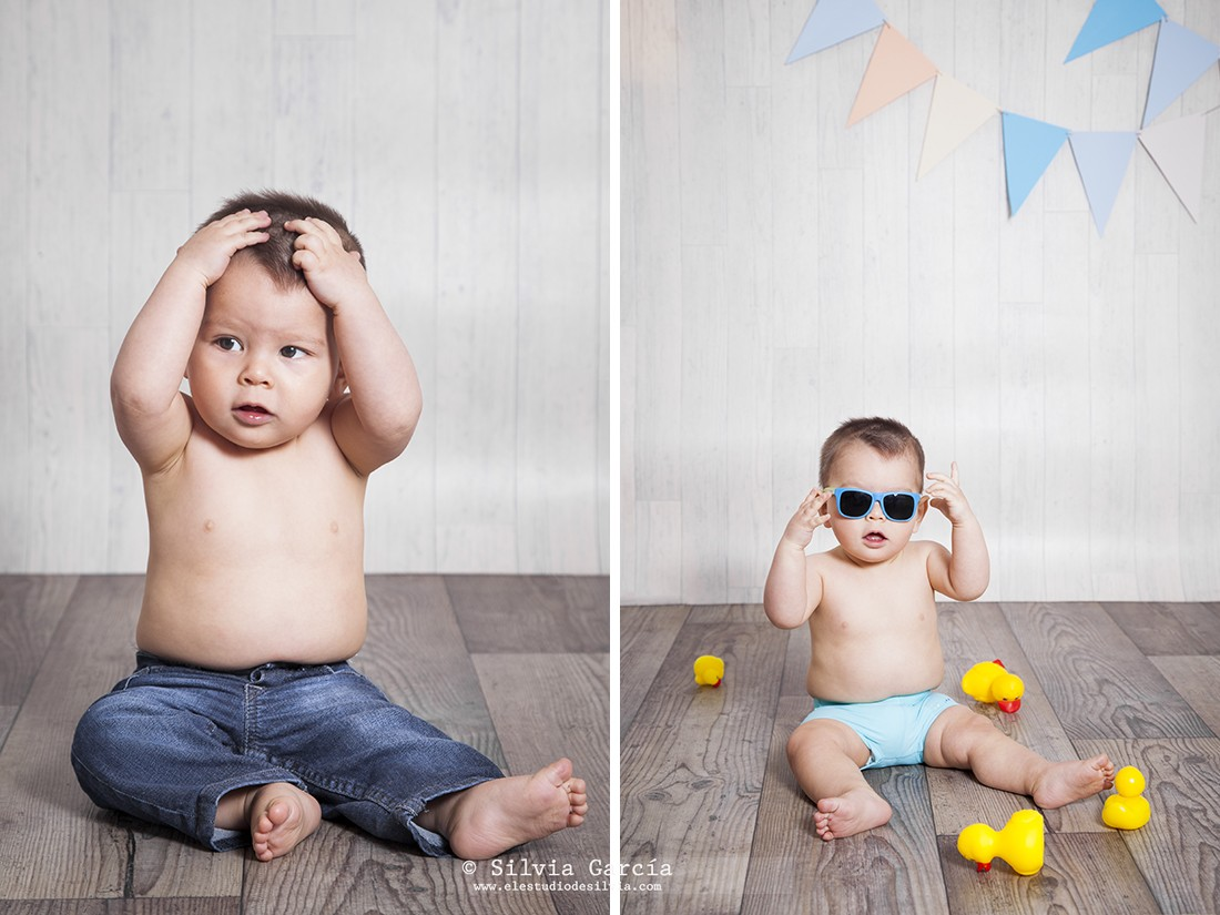 fotografía bebé
