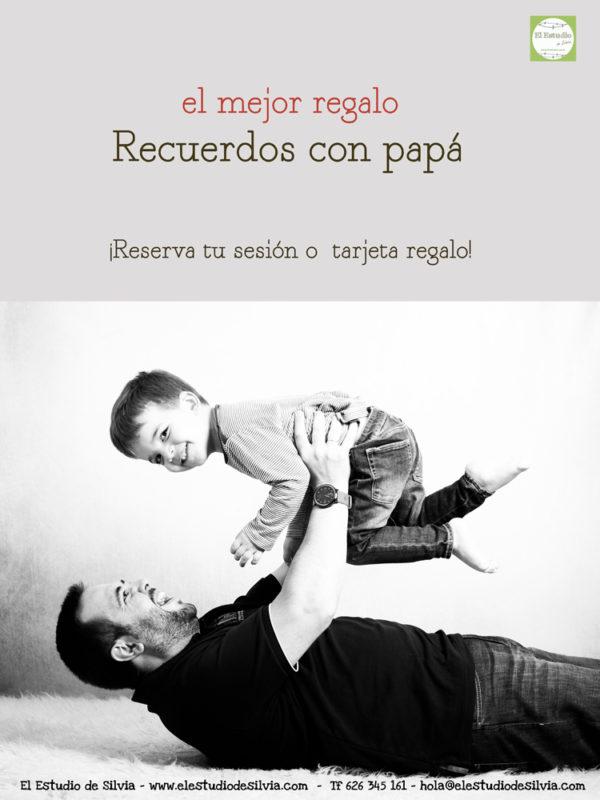 fotos con papa, dia del padre 2020, promocion dia del padre, fotografía familiar, fotografia infantil Madrid, fotos de familia, paternidad